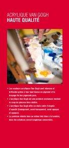 COULEUR ACRYLIQUE - Van Gogh - Royal Talens - Page 4