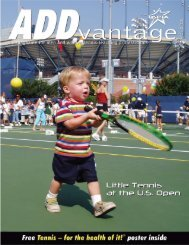 May 2008 - United States Professional Tennis Association