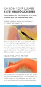 AQUARELLFARBE - Van Gogh - Royal Talens - Seite 5