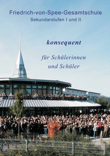 konsequent - Friedrich-von-Spee-Gesamtschule Paderborn