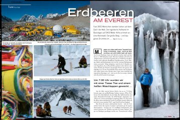 AM EVEREST - Billi Bierling