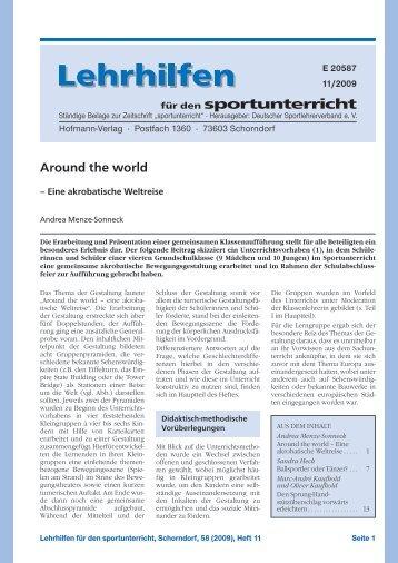 Ballschule - Hofmann Verlag