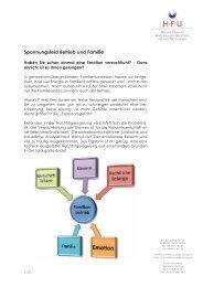 aktueller Flyer zur Unternehmensnachfolge in Kooperation mit HFU ...