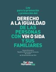 Ley-protección-DDHH•VIH-SIDA-Venezuela