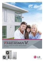 LG Therma V hőszivattyú katalógus 2011
