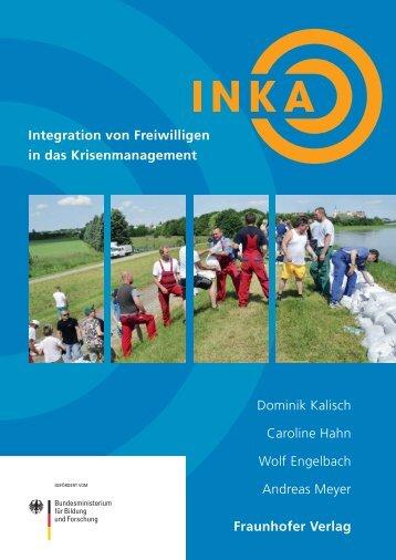 Integration von Freiwilligen in das Krisenmanagement