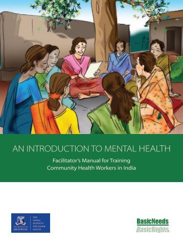 AN INTRODUCTION TO MENTAL HEALTH - The Nossal Institute for ...