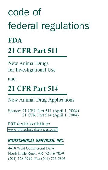 21 cfr 312 section 61