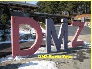 DMZ Korea Tour