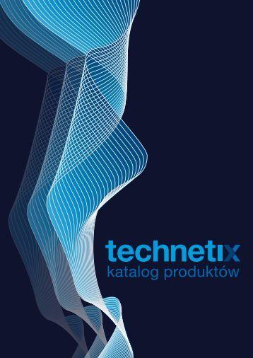 pobierz najnowszy katalog - Technetix.pl