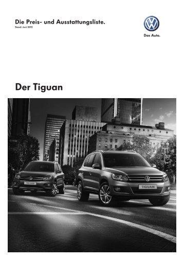 Der Tiguan - Auto Bergmann AG