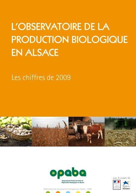 80f0454f5c0 l observatoire de la production biologique en alsace - Opaba