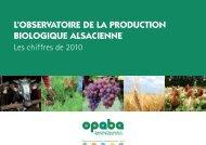 Les chiffres 2010 - Opaba