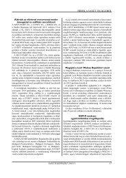 HÍREK A VASÚT VILÁGÁBÓL VASÚTGÉPÉSZET 2013/1 17
