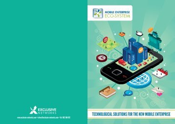 technological solutions for the new mobile enterprise - Exclusive ...