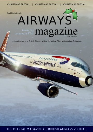 Airways Christmas 2010 - British Airways Virtual
