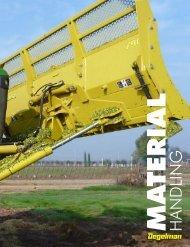 Material Handling Brochure - Degelman