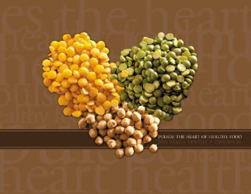 Pulses: The Heart of Healthy Food - Northern Pulse Growers ...