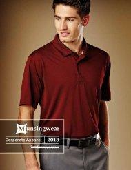 2013 Munsingwear Catalog - PEI Corporate Apparel