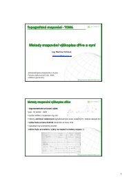 (Microsoft PowerPoint - 7_Metody mapov\341n\355 v\375\232kopisu ...