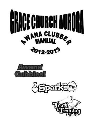 AWANA CLUBBER - Grace Church Aurora