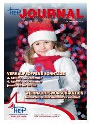 Journal - Hallescher Einkaufspark Halle/Bruckdorf