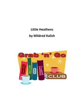 Little Heathens by Mildred Kalish