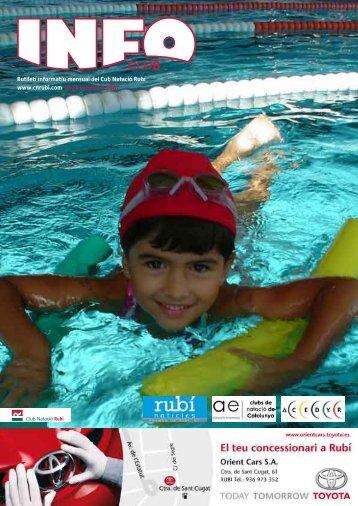 natació i salut - CN Rubí