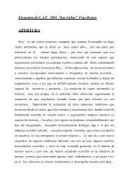 discurso (PDF) - Cooperativas Agrarias Federadas
