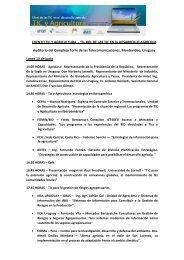 Programa Tic y Agricultura - Cooperativas Agrarias Federadas