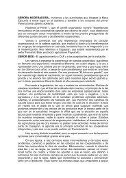 Taquigrafia PANEL 1 - Cooperativas Agrarias Federadas