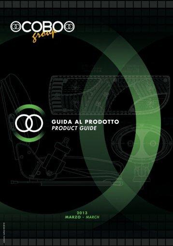 GUIDA AL PRODOTTO PRODUCT GUIDE - Elimec