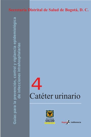 004 CATÉTER - Secretaría Distrital de Salud