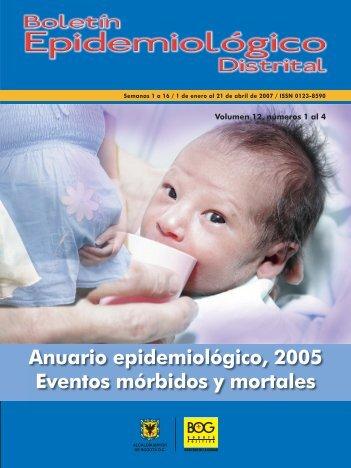 morbidos - Secretaría Distrital de Salud