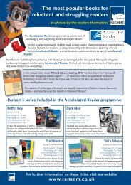 AR leaflet:Layout 1 - Ransom Publishing