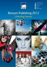 2012 Catalogue - Ransom Publishing