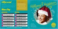 join us for festive feasts, christmas cheer & dancing around the ... - Net