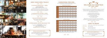 christmas at the last how to book add your own touch christmas ... - Net