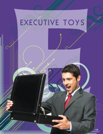 2013 Executive TOYS - Prime Line