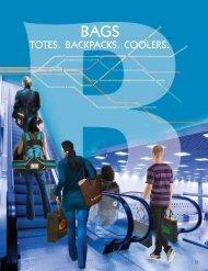 Totes, Backpacks - Prime Line