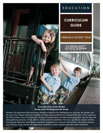 NE History Tour.indd - The Durham Museum