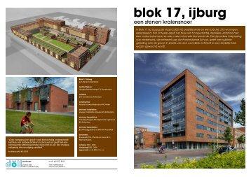 blok 17, ijburg