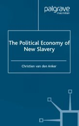 3071-The political economy of new slavery
