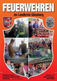 im Landkreis Günzburg - Kreisfeuerwehrverband Günzburg