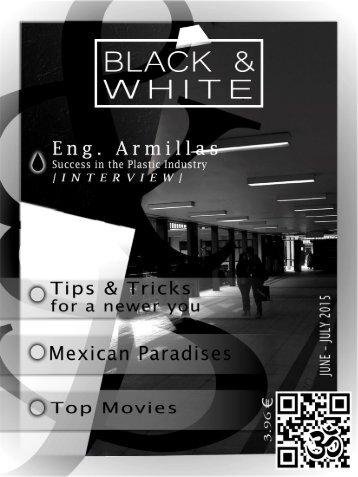 BLACK & WHITE JUNE - JULY 2015