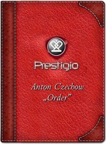 Order - eBooks
