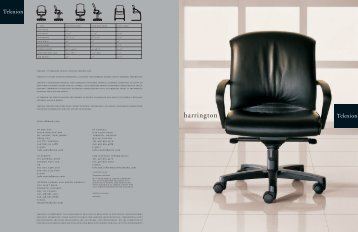 harrington - The Office Furniture Group.