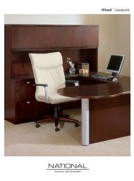 Hiland - The Office Furniture Group.