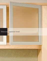 expansion wood - The Office Furniture Group.