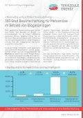 360 Grad-Bewirtschaftung von Biogasanlagen - TeraJoule Energy - Seite 2